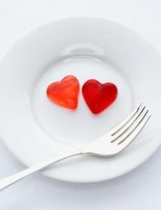 Poesía, amor y cocina