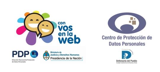 Logos Con Vos en la Web   CPDP