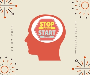 stop waiting start creating